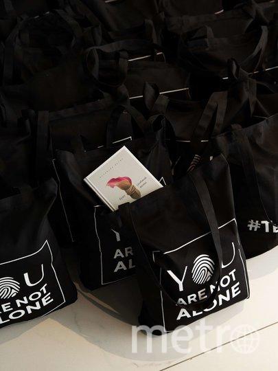 Инициатива сети взаимопомощи ТыНеОдна и бренда одежды YOU направлена на сбор для пострадавших вещей первой необходимости. Фото предоставлено Tele2