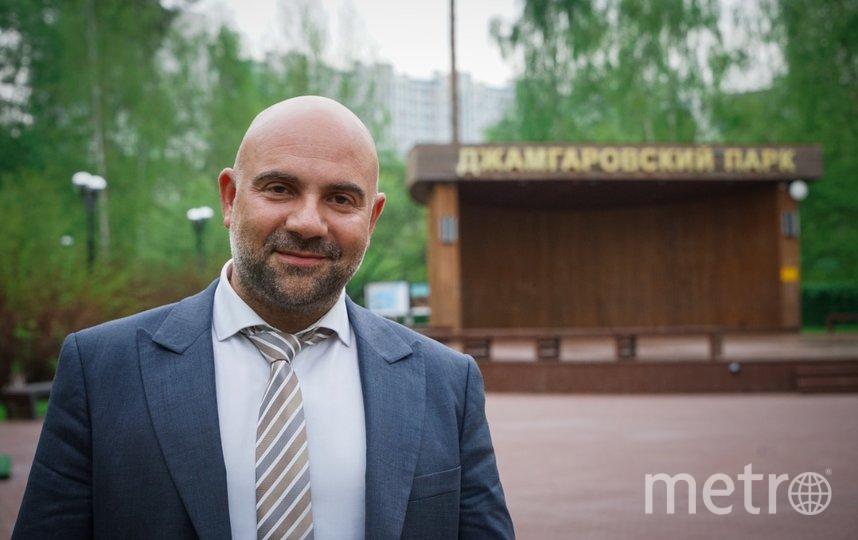 Баженов. Фото Максим Манюров