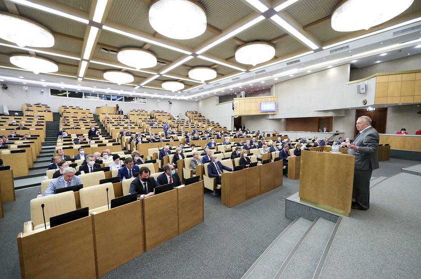 Правительство РФ не поддержало новый законопроект. Фото http://duma.gov.ru/multimedia/photo/62494/