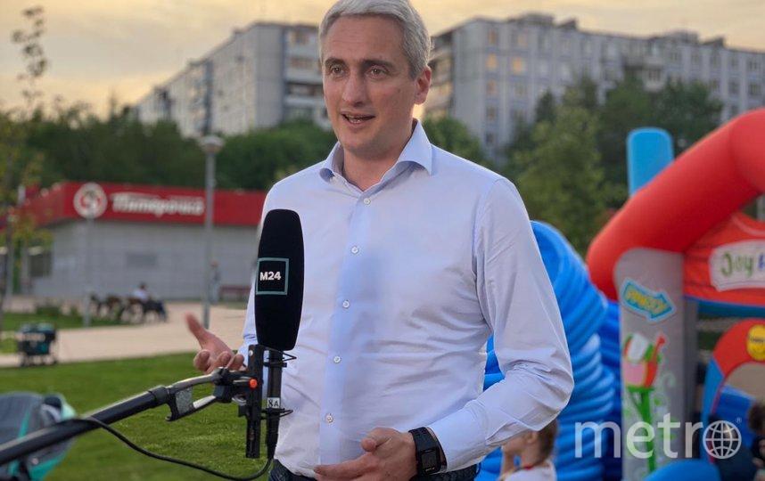 Нифантьев. Фото Галина Бродская
