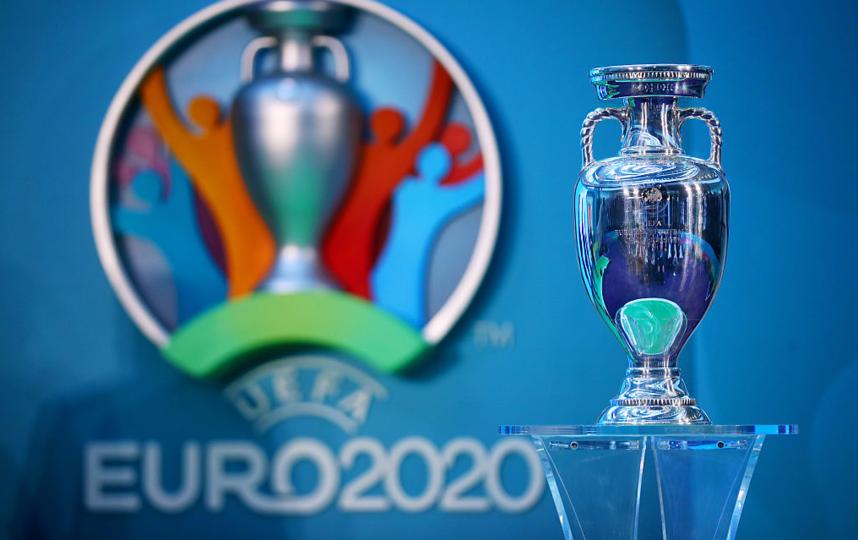 Логотип Евро-2020. Фото Getty