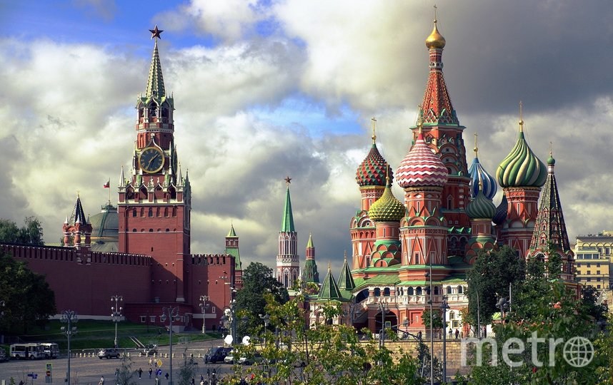 Москва растёт и развивается. Фото pixabay.com