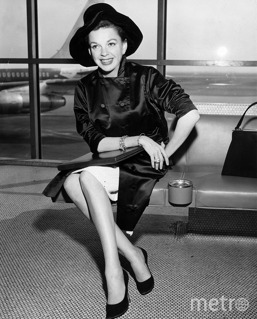 1922–1969. Джуди Гарлэнд. Фото Getty