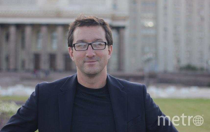 Николай Никитин. Фото предоставлено героем публикации