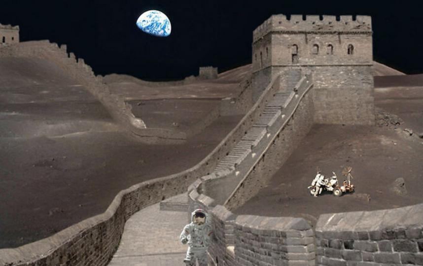 Китайская стена.