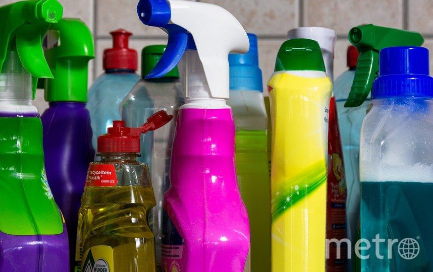 В первом квартале 2021 года экспорт чистящих средств показал рост в 5,4% по отношению к аналогичному периоду прошлого года. Фото pixabay.com