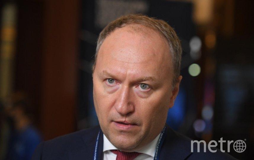 Бочкарёв. Фото РИА Новости