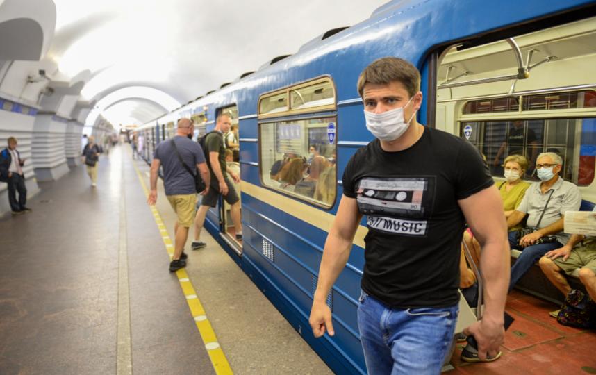 """Сергей Боярский и сейчас часто пользуется метро. Фото Святослав Акимов, """"Metro"""""""