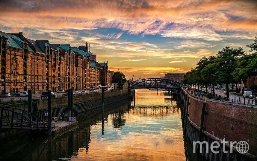 Гамбург. Фото pixabay