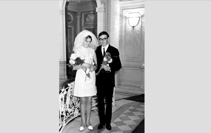 Нина и Николай Бобрович. Фото фото из личного архива Николая Бобровича.