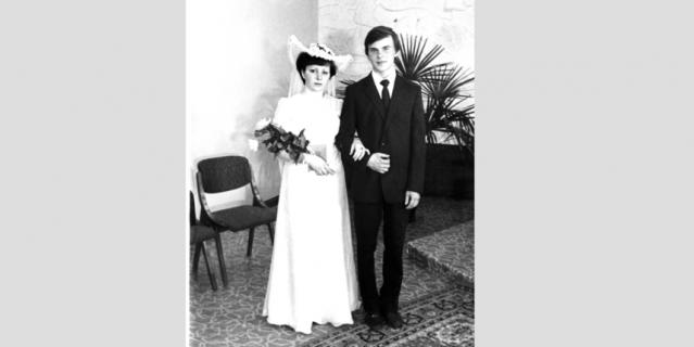 Татьяна и Андрей Ханонины.