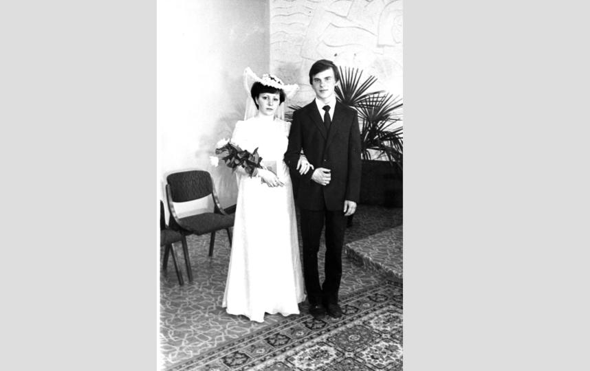 Татьяна и Андрей Ханонины. Фото фото из личного архива Ханониных.