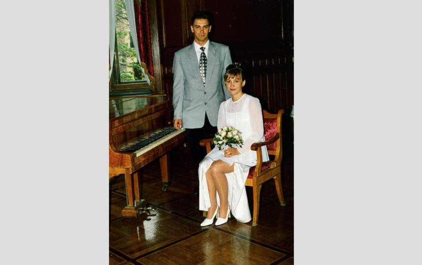 Андрей и Ирина Бочаровы. Фото фото из личного архива Бочаровых.