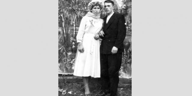 Мария и Семён Кирбай.