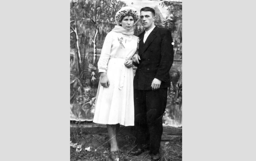 Мария и Семён Кирбай. Фото фото из личного архива Татьяны Кирбай.