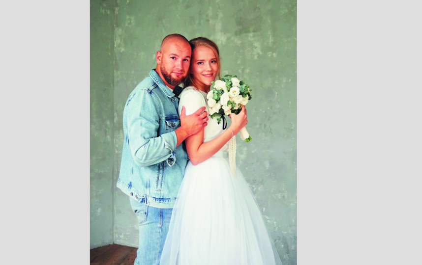 Иван и Анна. Фото фото из личного архива анны Пряхиной.