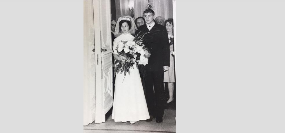 Татьяна и Юрий Завьяловы. Фото фото из личного архива Завьяловых.