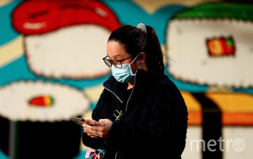 В Великобритании можно будет ходить без маски с 19 июля 2021 года. Фото Getty