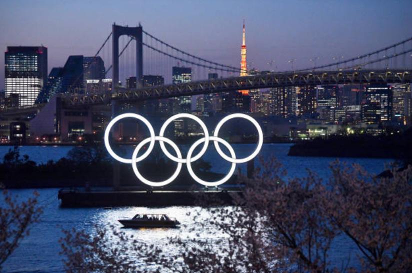 Символ Олимпийских игр. Фото Getty