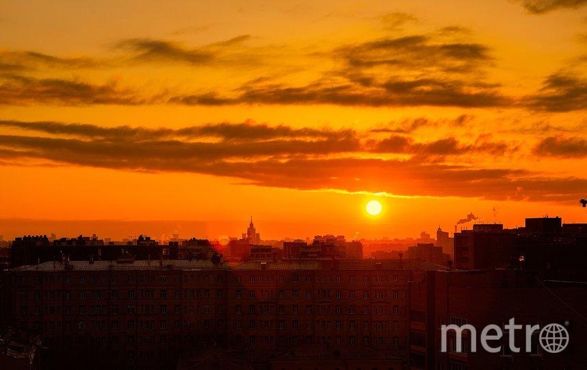 В столице установилась жаркая погода. Фото pixabay.com