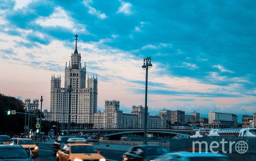 Сегодня Москва уже делает шаги по снижению использования бензиновых двигателей. Фото pixabay.com