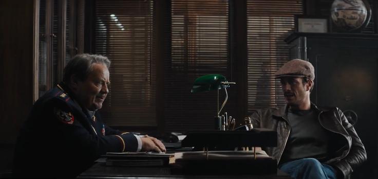 """Кадр из фильма """"Майор Гром: Чумной Доктор""""."""