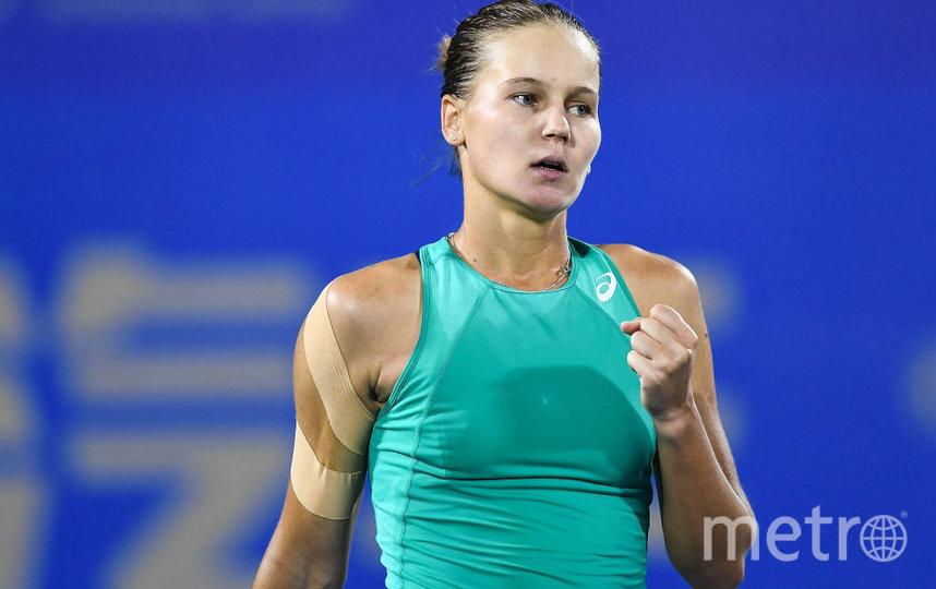 Вероника Кудерметова. Фото Getty