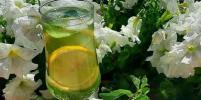 Спасаемся от жары: как приготовить освежающий лимонад с мятой
