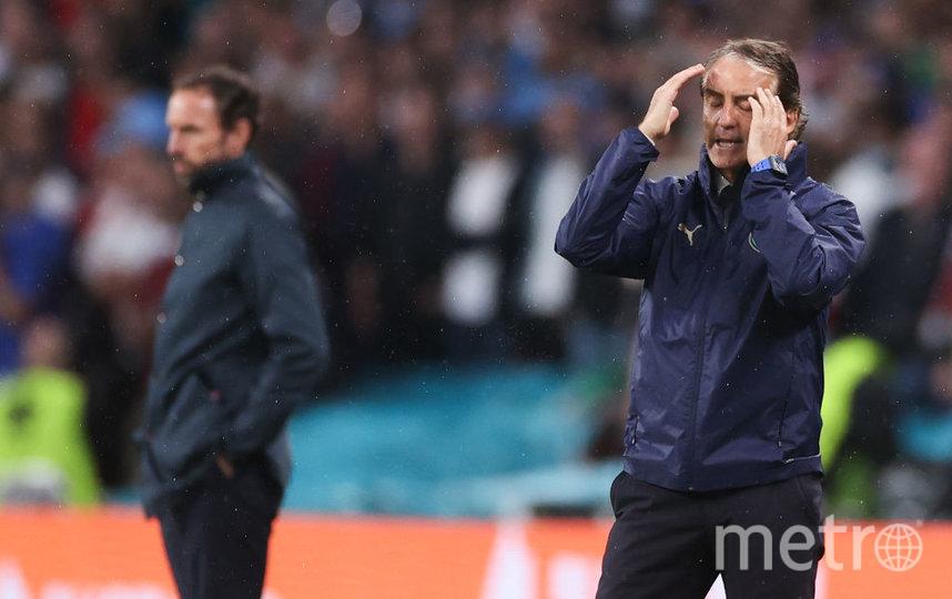 Тренер сборной Италии. Фото Getty