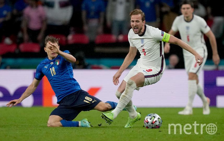 Финальный матч ЕВРО-2020. Фото Getty