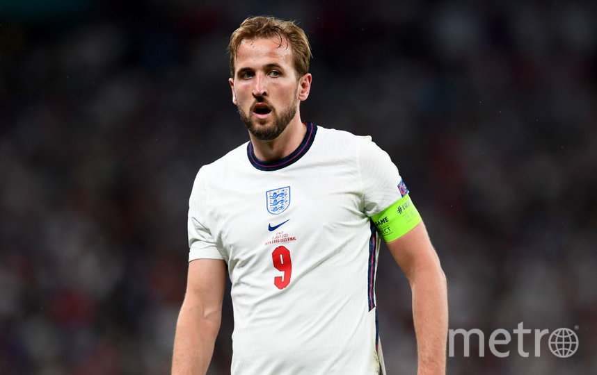 Капитан сборной Англии. Фото Getty
