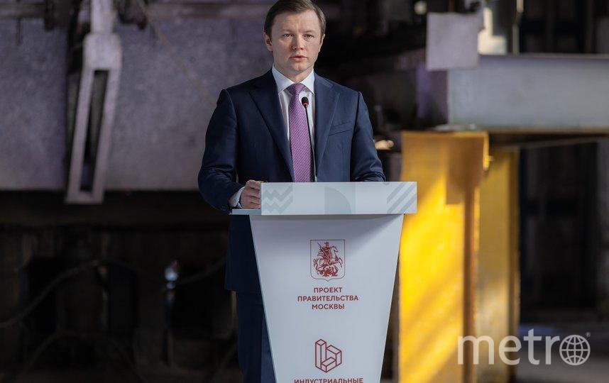 Ефимов. Фото пресс-служба