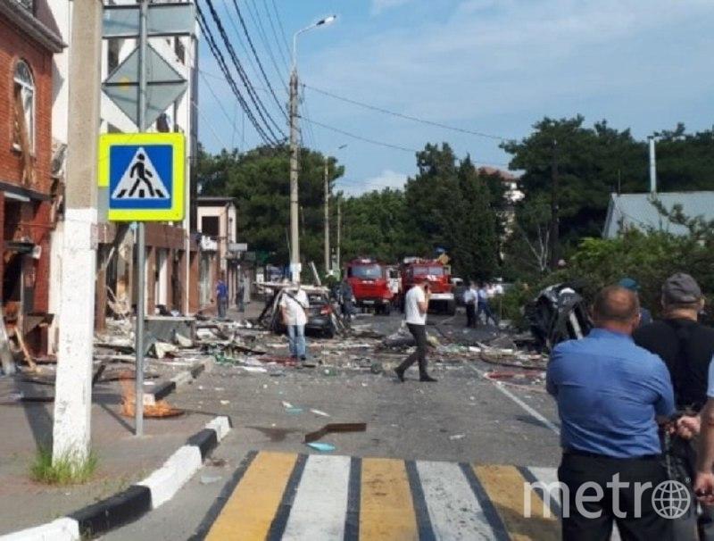 Трагедия произошла 13 июля. Фото ГУ МЧС по Краснодарскому краю.