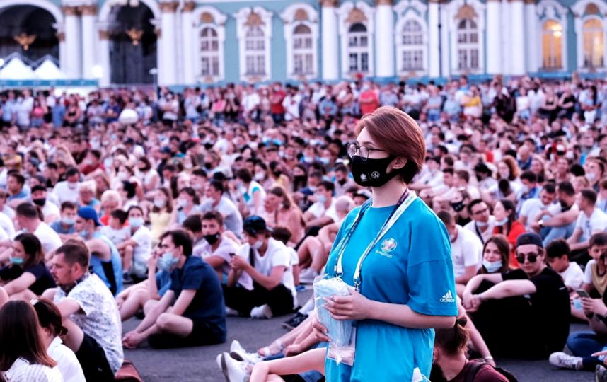 """Евро-2020 проходил с 11 июня по 11 июля в 11 городах Европы. Фото Алена Бобрович, """"Metro"""""""