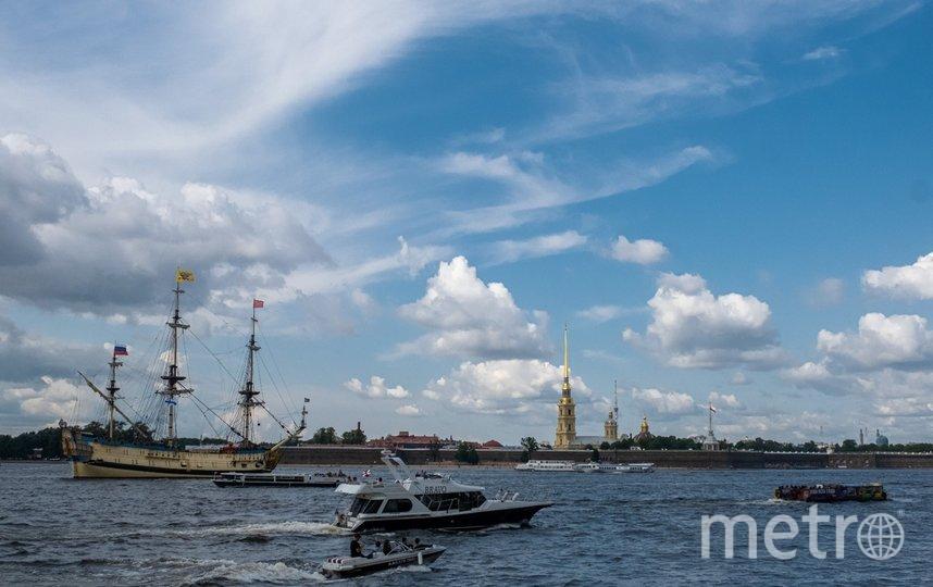 В Петербурге не стоит ожидать резкого похолодания
