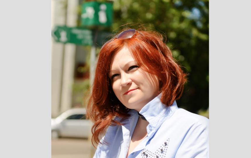 Евгения Кретова. Фото Предоставлено организаторами