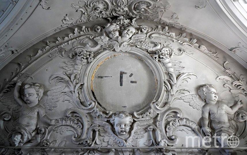 Здание построено по проекту Франческо Бартоломео Растрелли. Фото КГИОП.