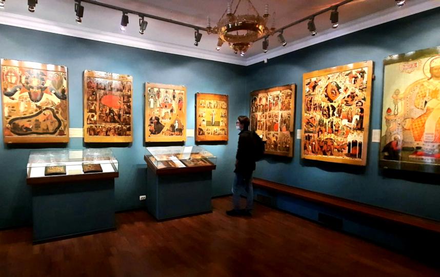 """В Ипатьевском монастыре можно увидеть иконы Гурия Никитина. Фото Зина Белова, """"Metro"""""""
