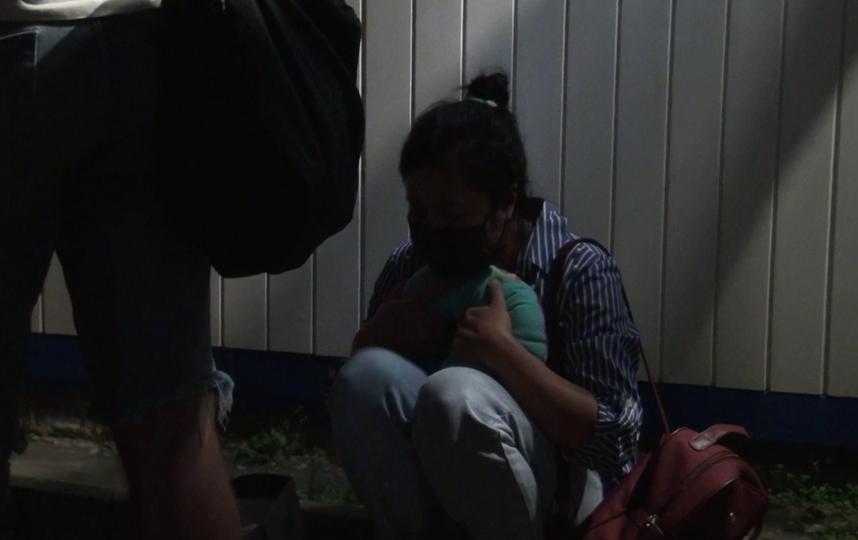 """Ни Кетут во время освобождения. Фото предоставлено движением """"Альтернатива"""""""