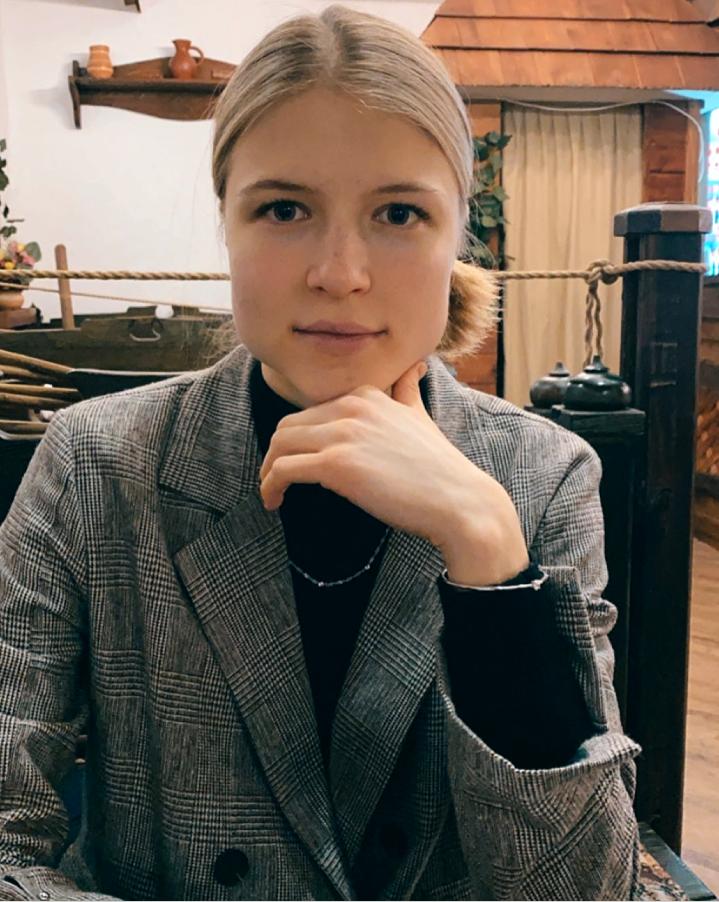 Анна Чернышева. Фото Instagram: @anna_chernysheva_