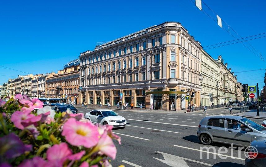 "ТК ""Невский центр"", 2020 год. Фото https://vk.com/nevskycentrespb"