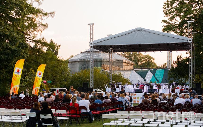 """Музыкальный оpen-air фестиваль """"Summer Music Park"""". Фото Предоставлено организаторами"""