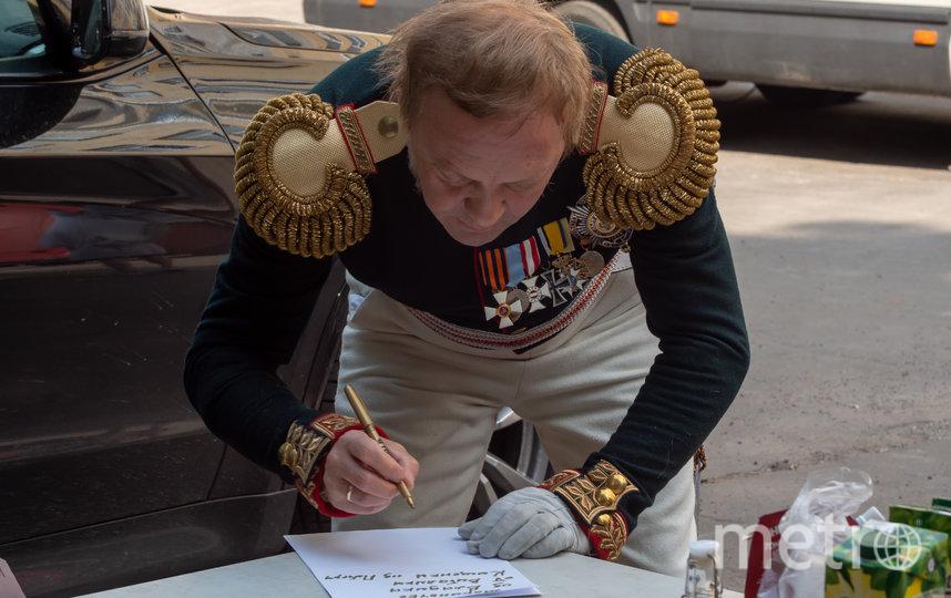 """Виталий Кищенко. Фото Олег Золото, предоставлено пресс-службой """"Ленфильма""""."""