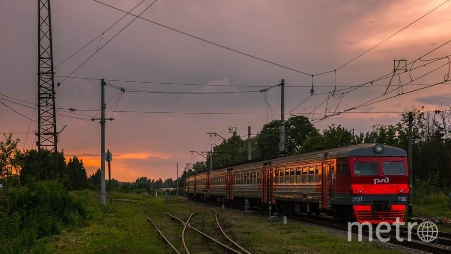 С Финляндского вокзала увеличат число электричек. Фото pixabay.