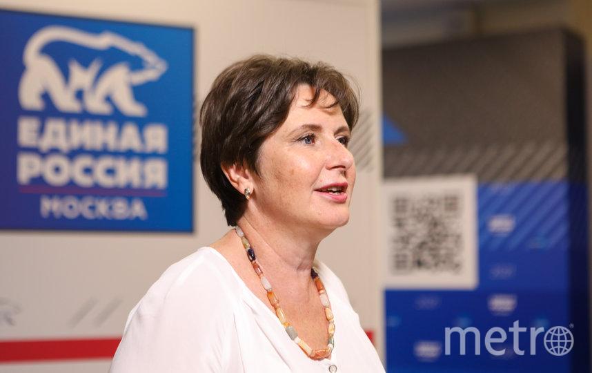 Светлана Разворотнева. Фото пресс-служба