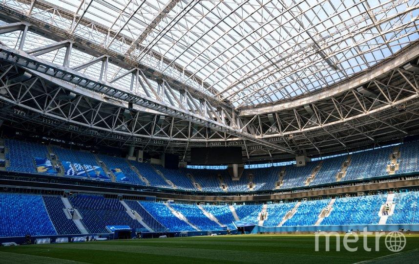 УЕФА объявил о проведении финала Лиги чемпионов-2021/22 в Петербурге. Фото twitter.com/UEFA.