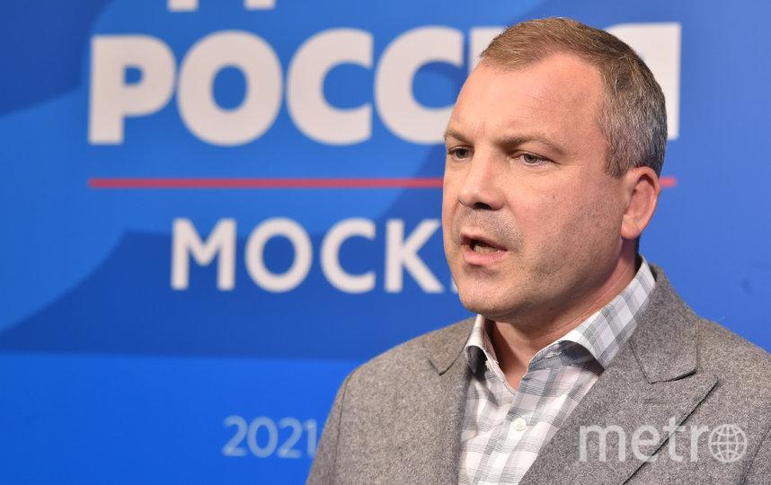 Евгений Попов. Фото пресс-служба