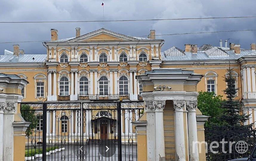 Воронцовский дворец избавляют от флигелей. Фото google.ru/maps.