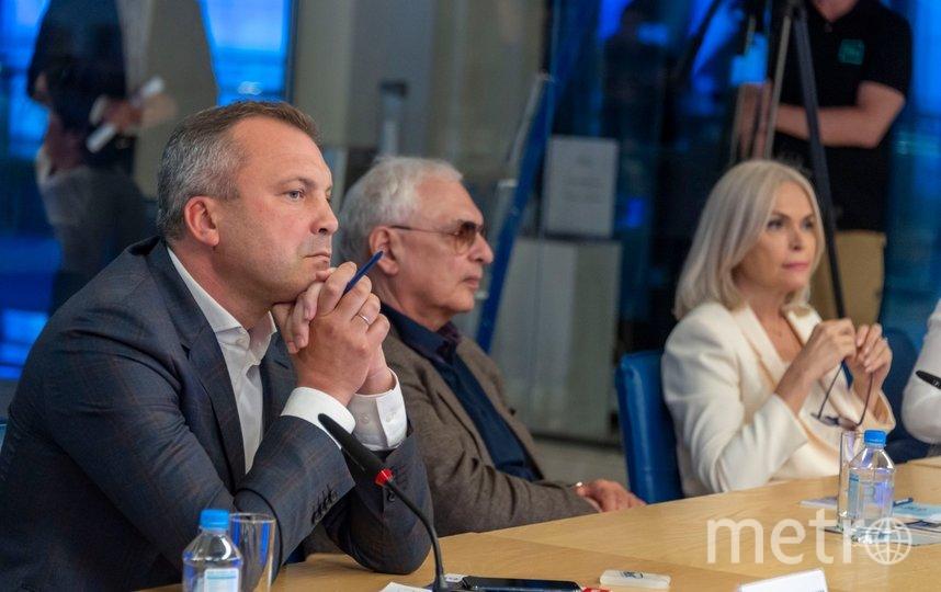 Евгений Попов. Фото Штаб общественной поддержки Ер
