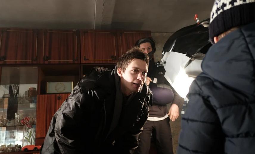 """Аристарх Венес (""""Закон каменных джунглей"""", """"Водоворот"""") играет Женю Морозова. Фото kinopoisk.ru"""